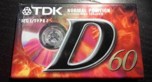 TDK - Normal position