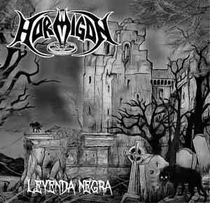 HORMIGON - Leyenda Negra - CD