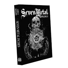 seven metal inches book
