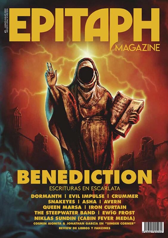 Epitaph Magazine 3
