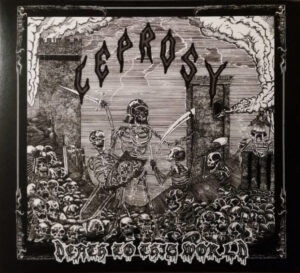 LEPROSY - Death To This World
